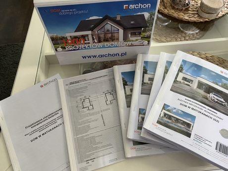 Projekt domu Archon w Matukanach G2