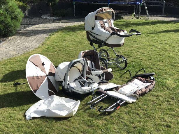 Wózek Emmaljunga Mondial 3w1