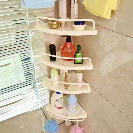 Угловая полка, органайзер для ванной Multi Corner Shelf GY-188