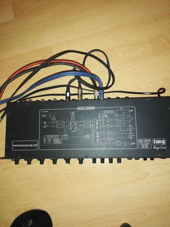 Mixer 6-kanałowy, IMg Stage Line ULM-164/SW universal mixer sprzedam