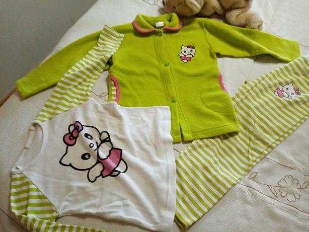 Pijama e robe 6 anos