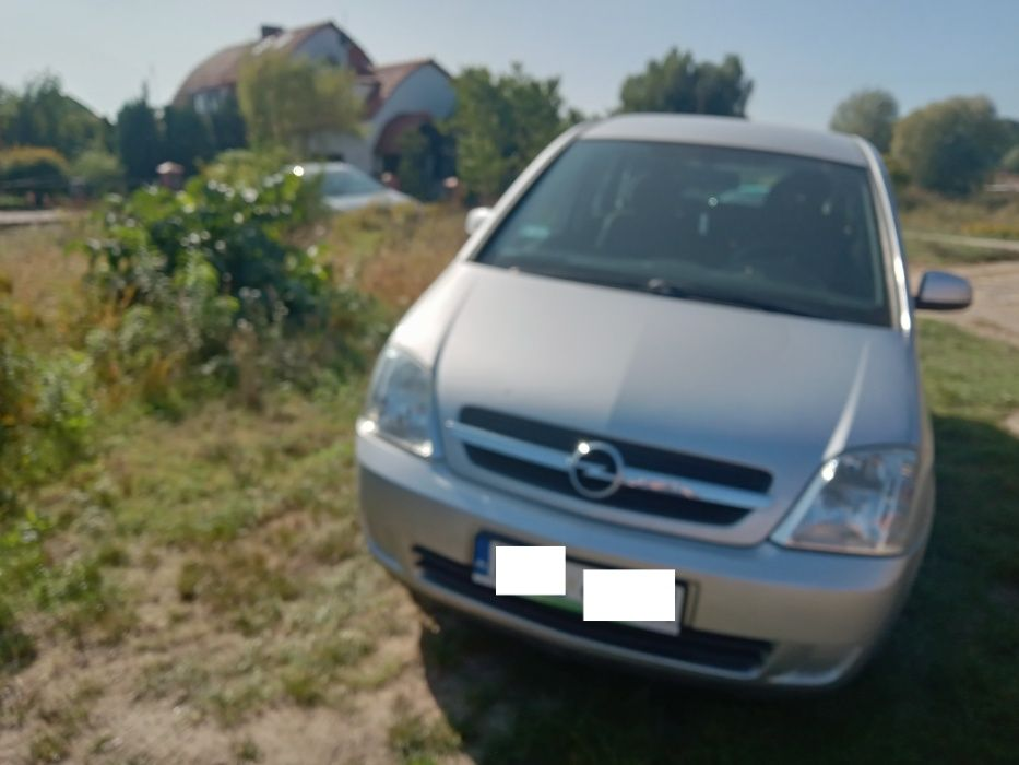 Opel Meriva 2004 1,7 CDTi Ośno Lubuskie - image 1