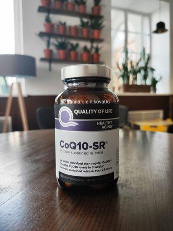 Quality of Life Labs, Коэнзим Q10 с замедленным высвобождением, 100 мг