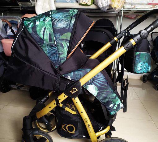 Прогулочная коляска BABYACTIVE XQ