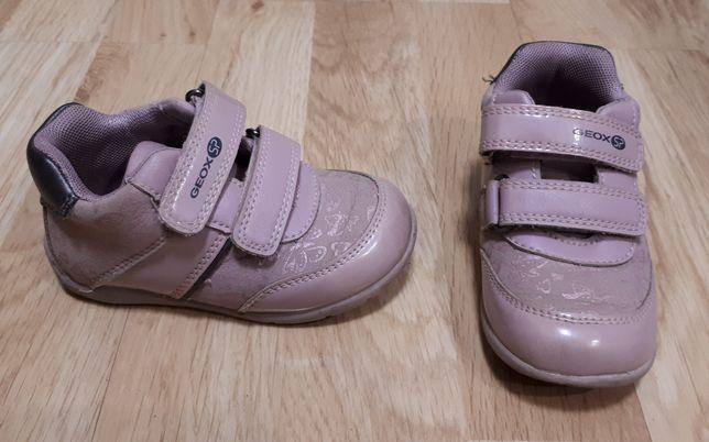 Buty półbuty dla dziewczynki Geox 22