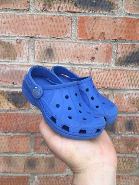 Детские кроксы Crocs Размер 25-26