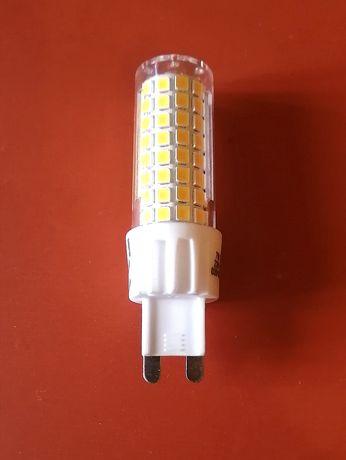 Żarówki LED G9 7W = 60W