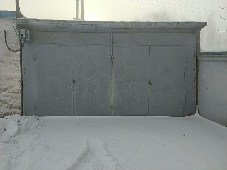 Продам гараж на две машины Мариуполь - изображение 1