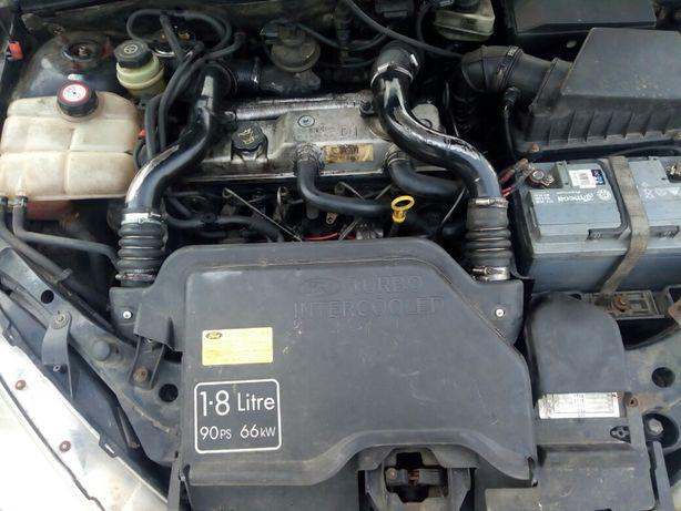 Двигатель 1.8td форд фокус, конект, транзит