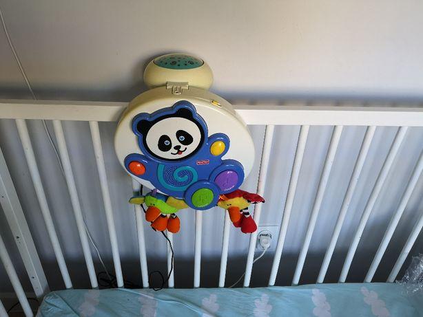 Fisher Price Karuzela Panda z projektorem H9998