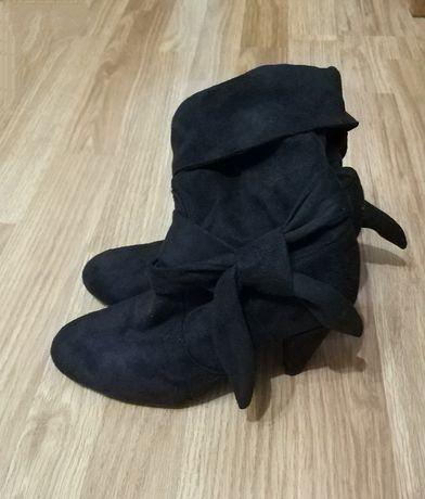 черевики.. сапоги 38