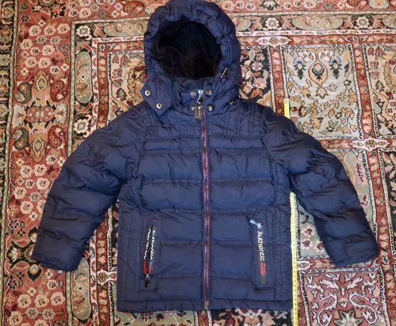 Дитяча куртка на хлопчика зріст 98-104 см
