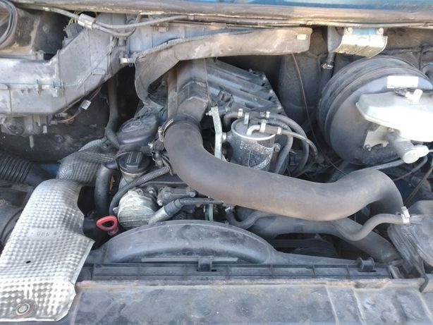 Двигатель Двигун Мотор 240 тис. Мотор 2,2 CDI Mercedes Sprinter OM 611