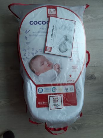 Кокон матрац  Cocoonababy Red Castle