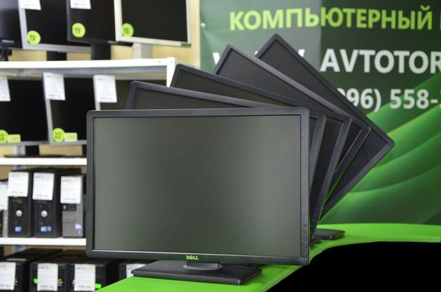 Монитор Dell Ultrasharp U2413F | 24 Дюйма | IPS | LED | 1.07 Млрд цвет