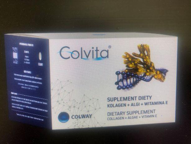 Colway Colvita kolagen 120 kapsułek