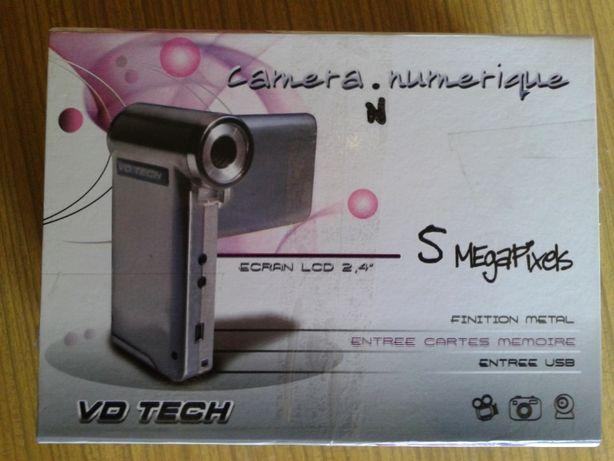 Aparat Cyfrowy HD 12Mpx 8xzoom 2,4''LCD PAMIĘĆ ZDJĘCIA FIILMY
