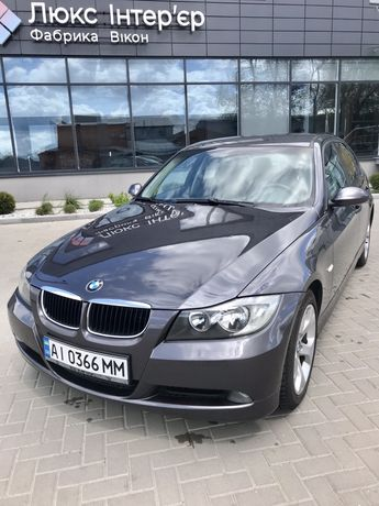 BMW 320d E90 бмв
