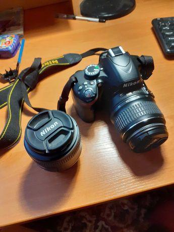 Продам фотооапарат Nicon D3200