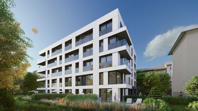 3-pokojowy, 55m2 apartament KROWODERSKA 40