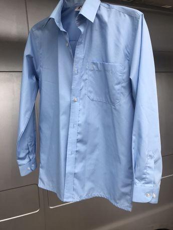 Koszula z dlugim rekawem młodzieżowa 2 sztuki
