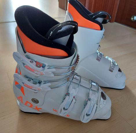 Buty narciarskie dla dziecka Wedze Junior Decathlon stopa 22-22,5