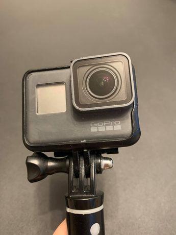 GoPro Hero 5 Black z Gimbalem FeiyuTech G6 + akcesoria