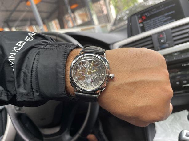 Продам часы мужские Panerai Luminor Skeleton