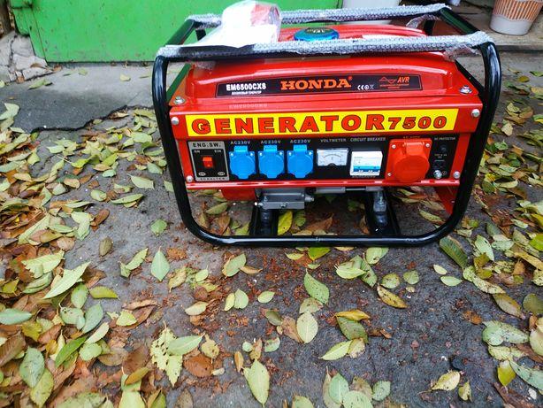 Генератор Honda новый,бензопила,сварка,перфоратор
