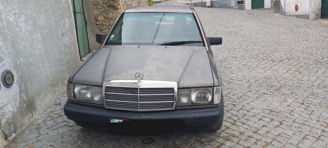 Mercedes 190d 2.5 turbo caixa automática ano 95