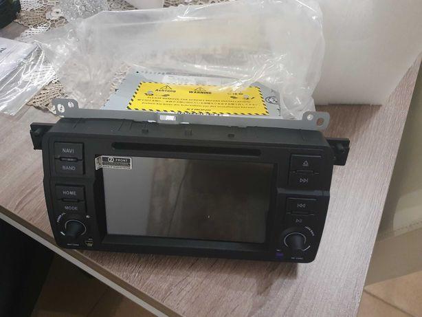 Auto rádio para bmw e 46