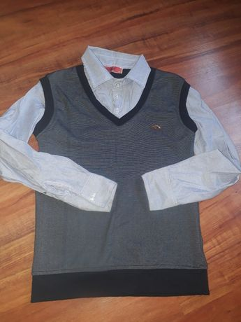 Кофта, рубашка, кофточка обманка Турция