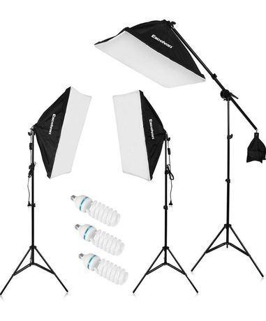 Набор студийного света Excelvan