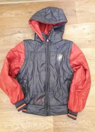 Курточка на 8-10 лет