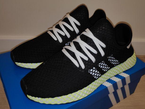 Adidas DEERUPT RUNNER 44 2/3. Nowe