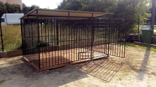 Kojce,kojec dla psa,garaż boks,producent,montaż i transport gratis