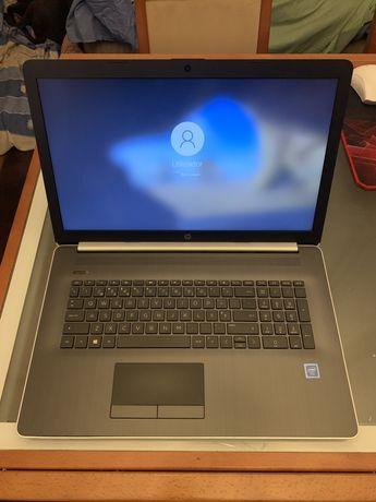 Portátil HP Ecra 17 polegadas