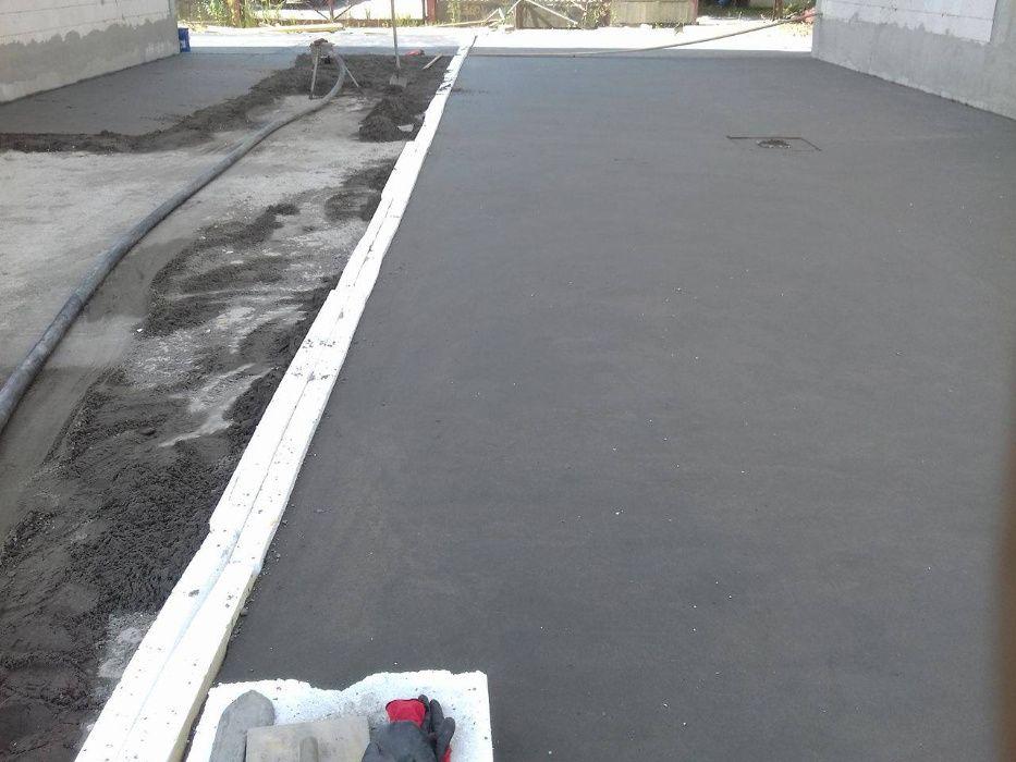 Posadzki mixokretem / wylewki betonowe Janki - image 1