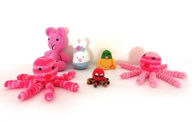 Animais em Crochet - Amigurumi
