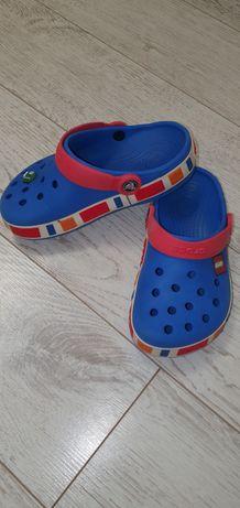 Crocs Lego J1 кроксы детские