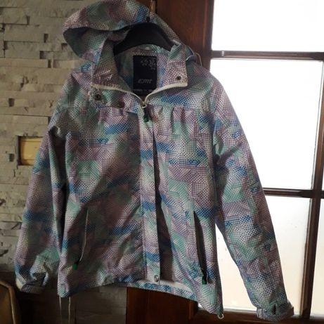 kurtka przeciwdeszczowa dla dziewczynki roz. 152