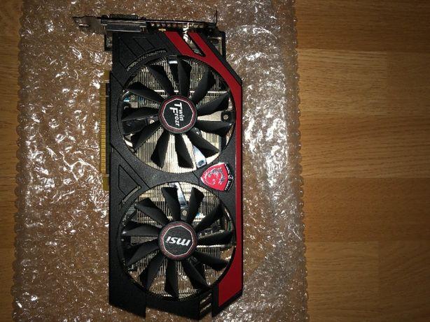 MSI Radeon R9 270 2GB GDDR5