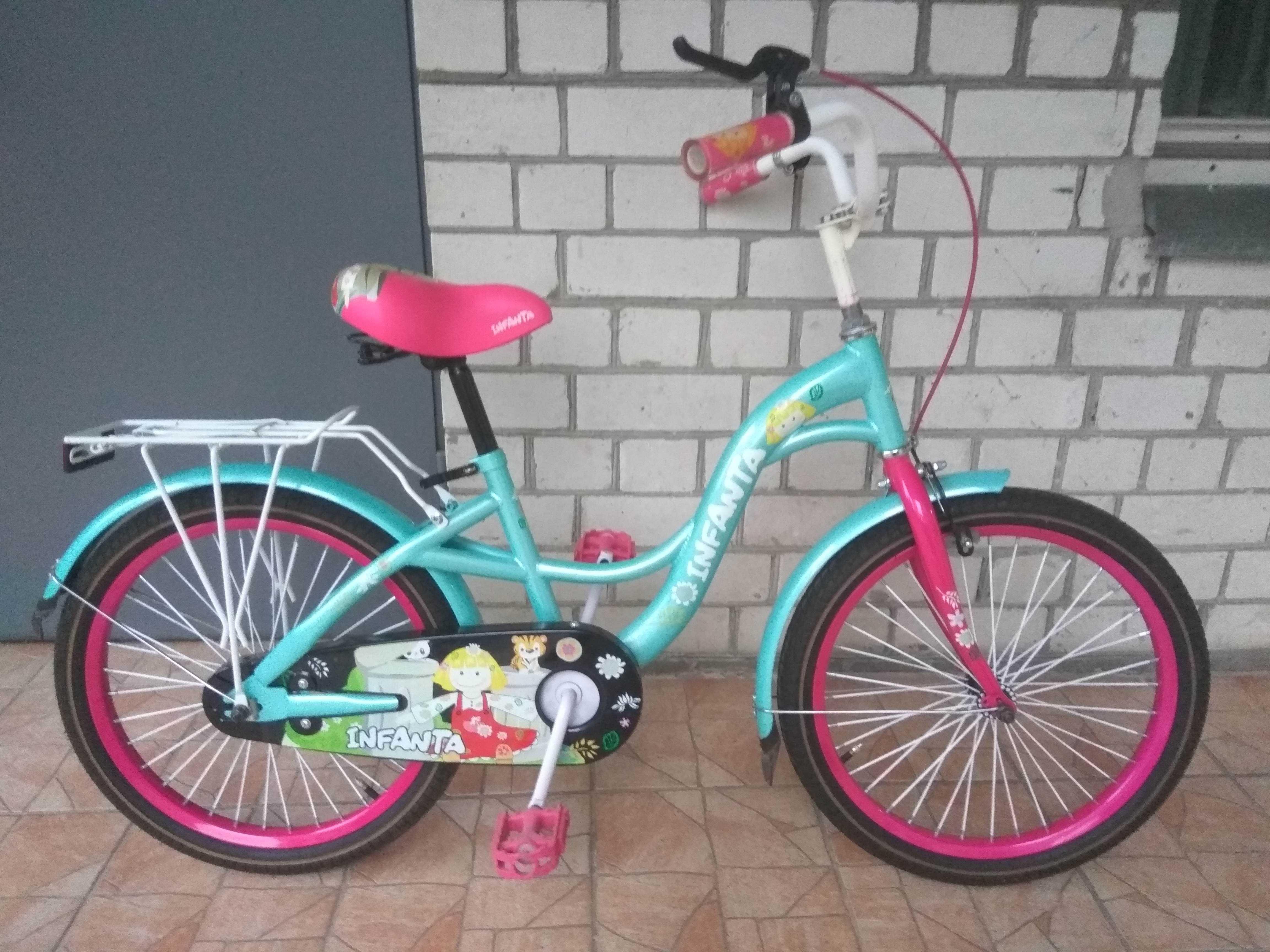 "Дитячий велосипед INFANTA 20"""