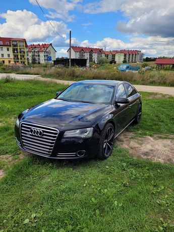 Audi a8d4 2011r 4.2 tdi zamiana
