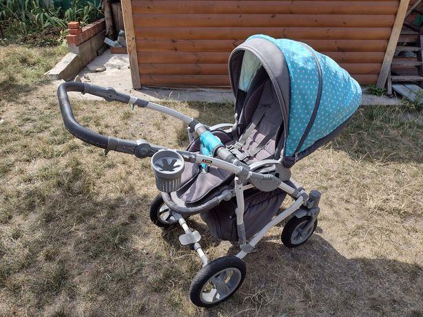 Детская коляска 2 в 1. Camarelo Vision. Коляска трансформер