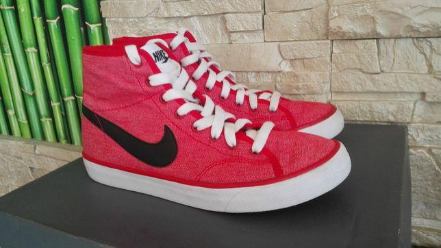 Nike Primo Court Mid - wysokie trampki, rozmiar 36,5, stan idealny