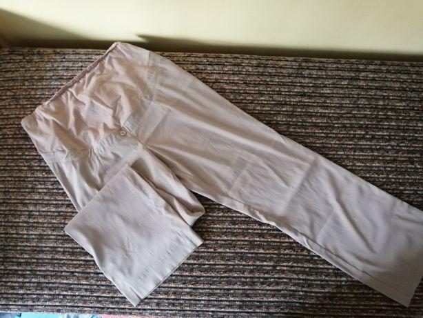 Spódnica ciążowa (r.48) spodnie ciążowe (r.40) bpc collection bonprix