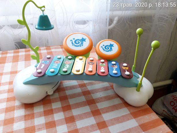 Детский мелофон ТМ Huile TOYS мелафон музыкальная игрушка