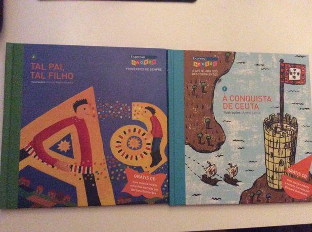 2 Livros infantis