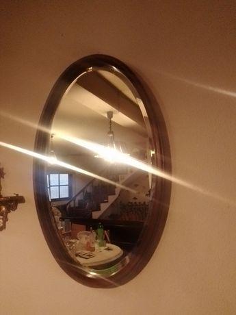 Espelho oval lindíssimo